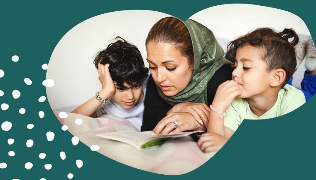10 bästa barnböckerna 2020 för barn 0-6år