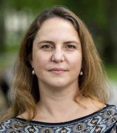 Alkistis Skalkidou, professor i obstetrik och gynekologi vid institutionen Uppsala universitet