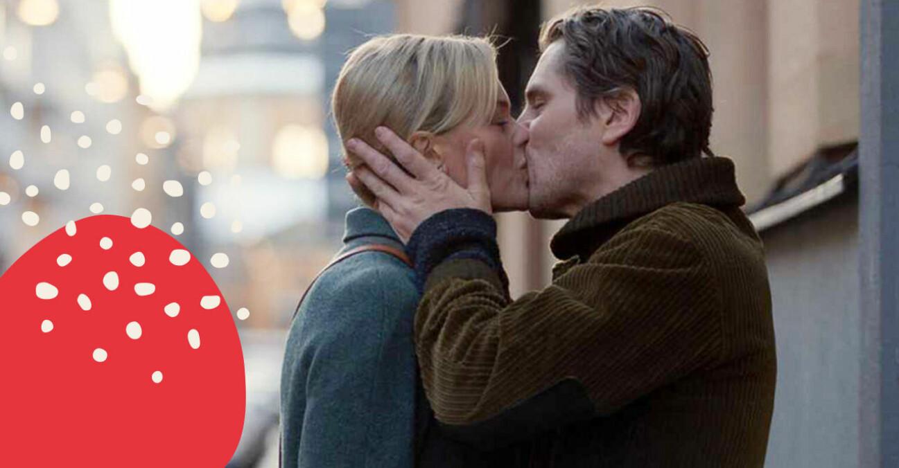 Clara och Peter i Älska mig.