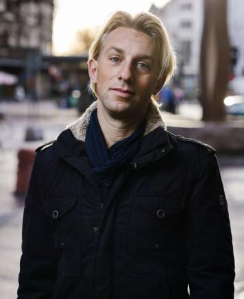 Anders Hansen med Hjärnstak Junior