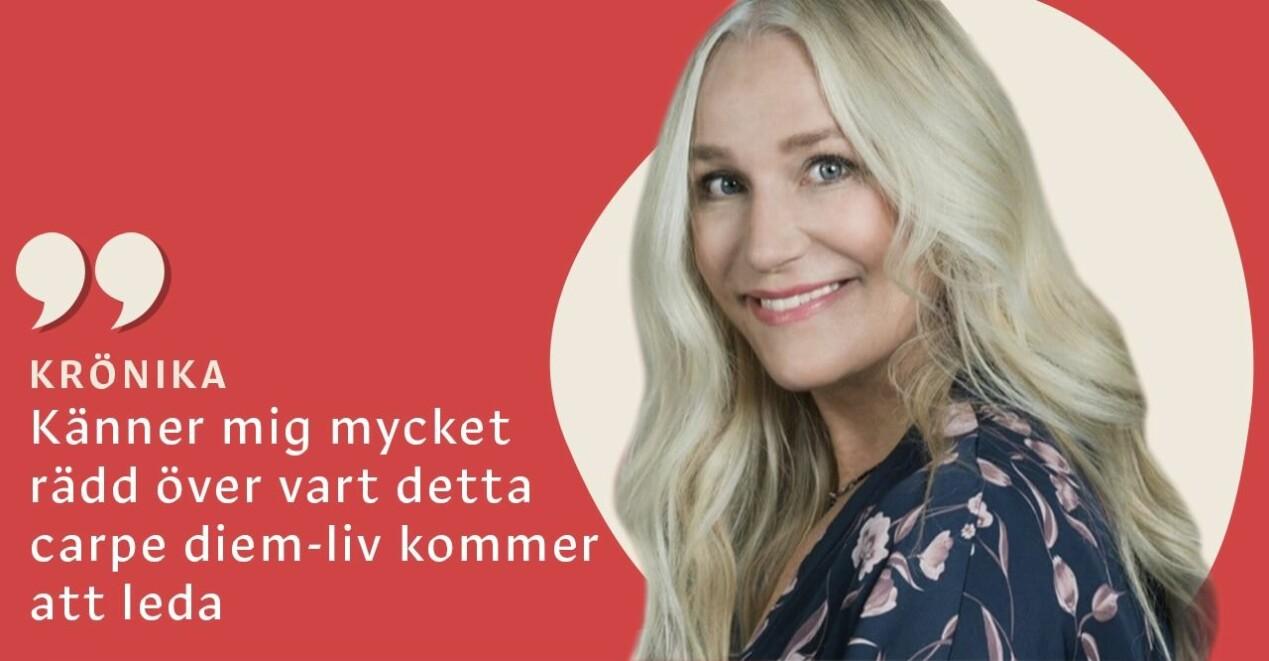 Ann Söderlunds krönika om förväntningar på relationen