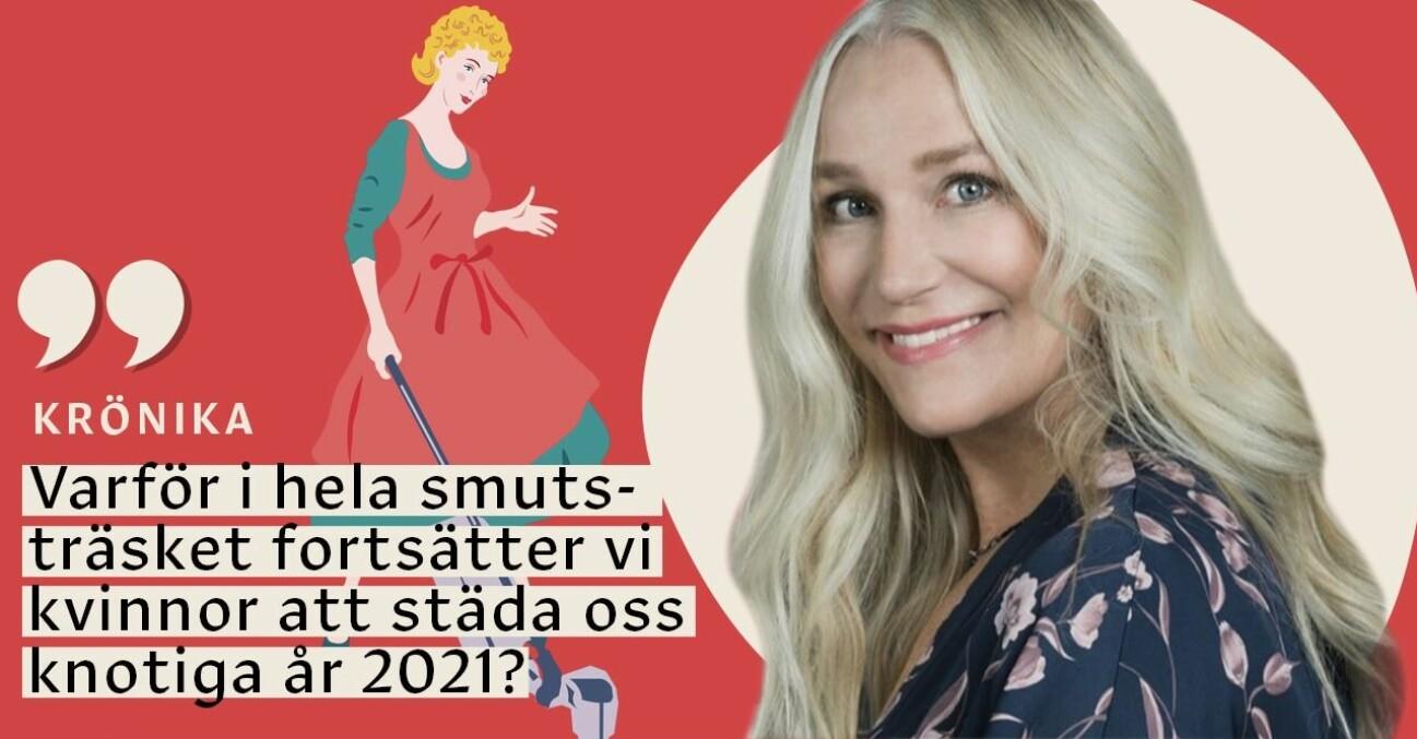 Ann Söderlund om att mäbisarna kan bli lösningen på alla städproblem