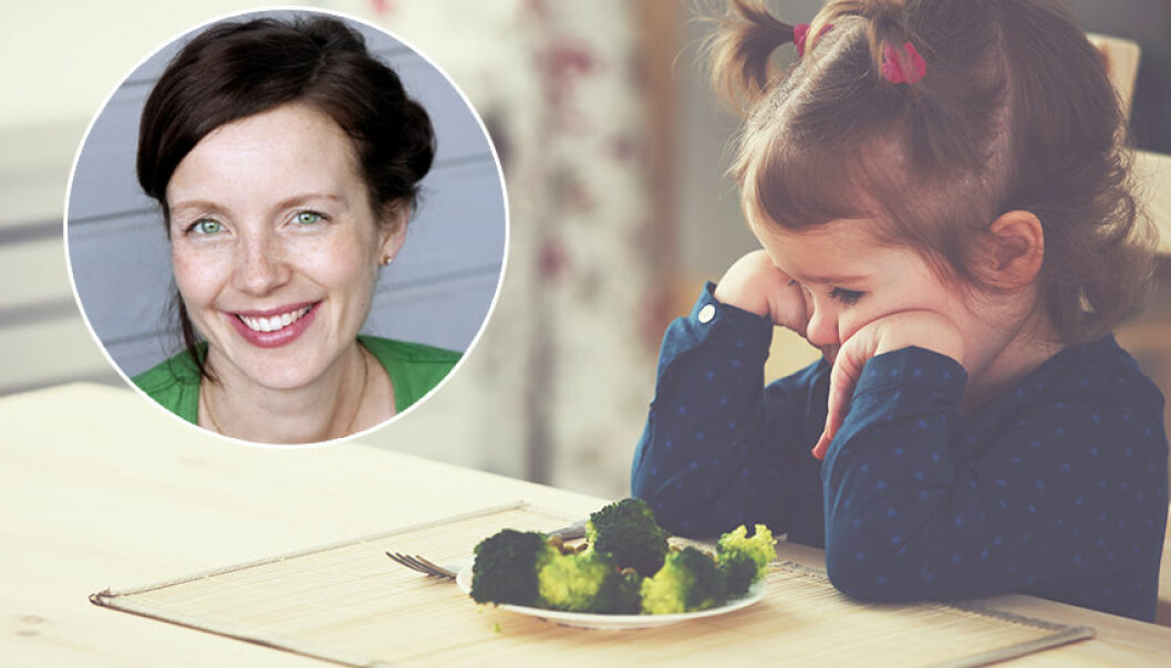 Barndietisten Sara Ask om grönsaker