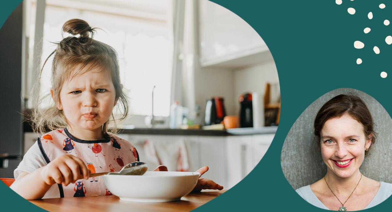 Barn som inte vill äta frukost
