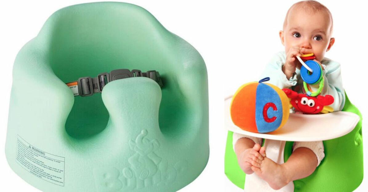 Bumbostol för bebis