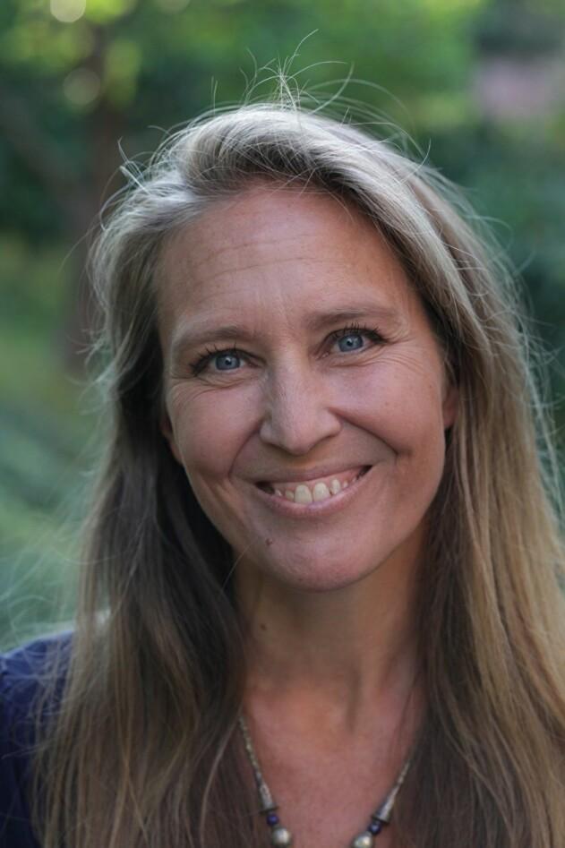 Terapeut Cecilia Hörnell Sunar