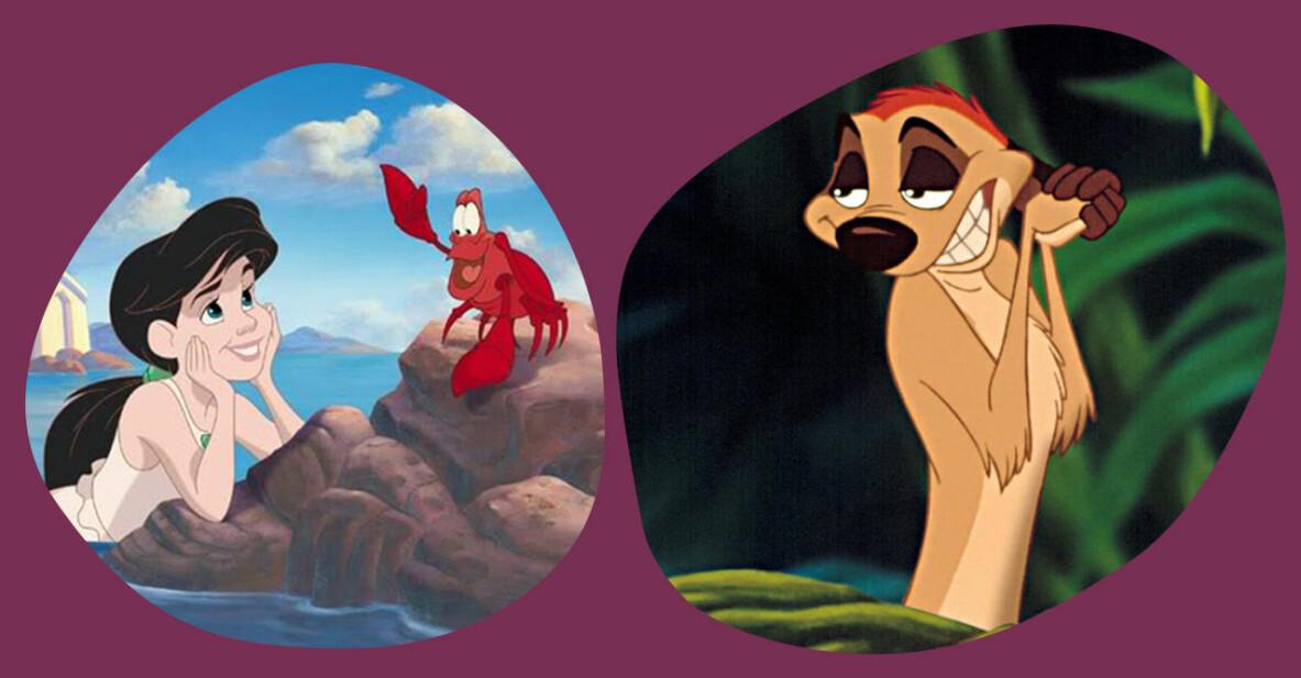 Disneyfilmer uppföljare – Den lilla sjöjungfrun 2 och Lejonkungen III.