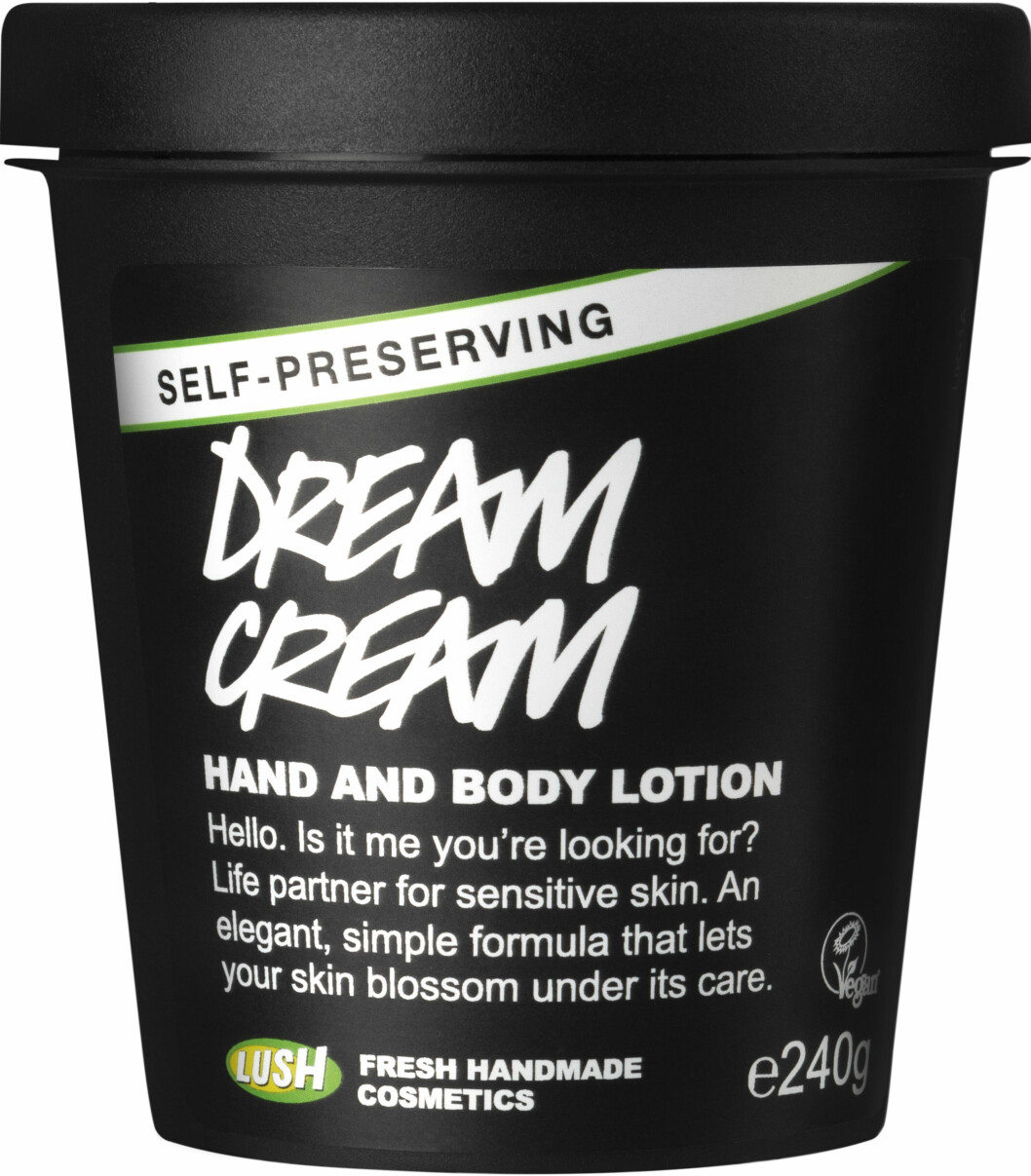 lusch dream cream