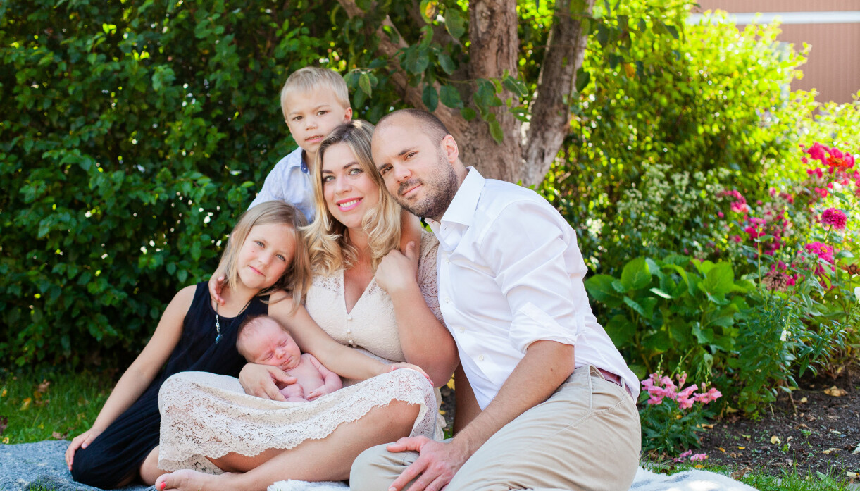 Familjen karlberg ivf