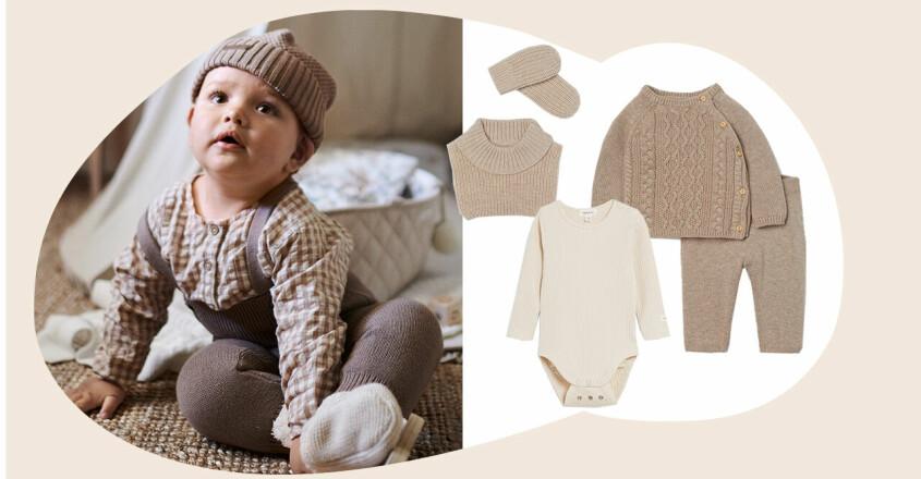 billiga och fina kläder till bebis och små barn