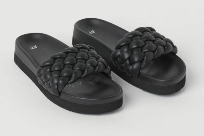 sandaler från H&M