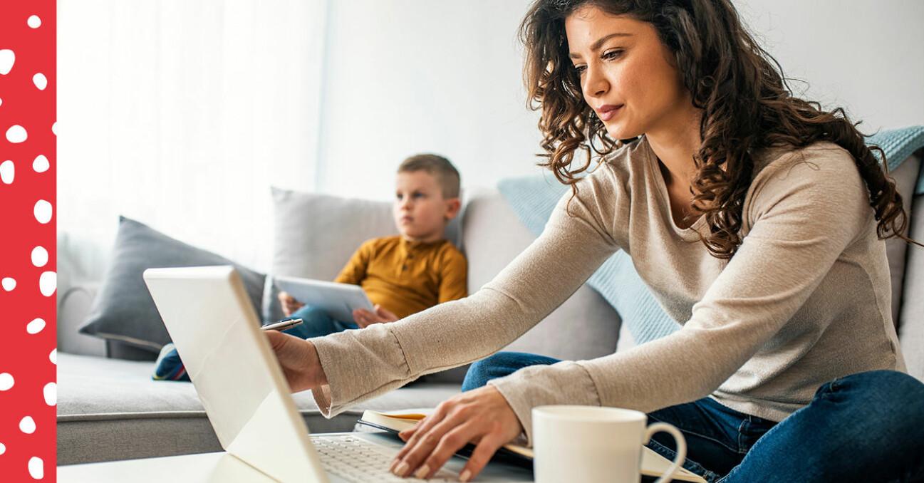 jämställd arbetsplats föräldrar