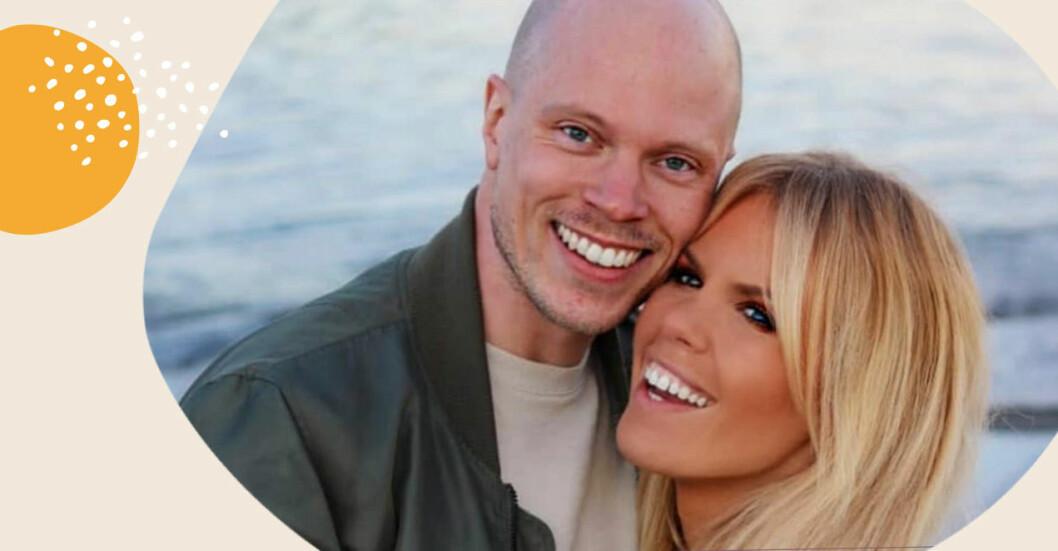 Maxine Nordlindh och Emil NygrenS