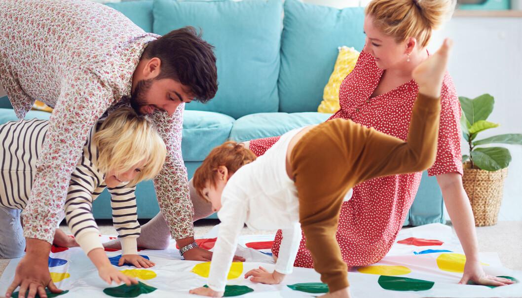 aktiviteter inomhus barn regnar