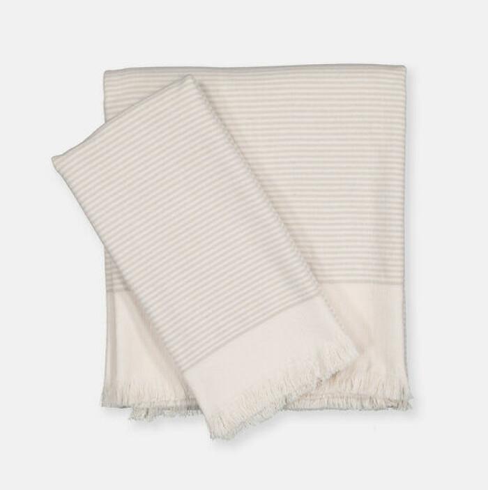 Handdukar från Åhlens