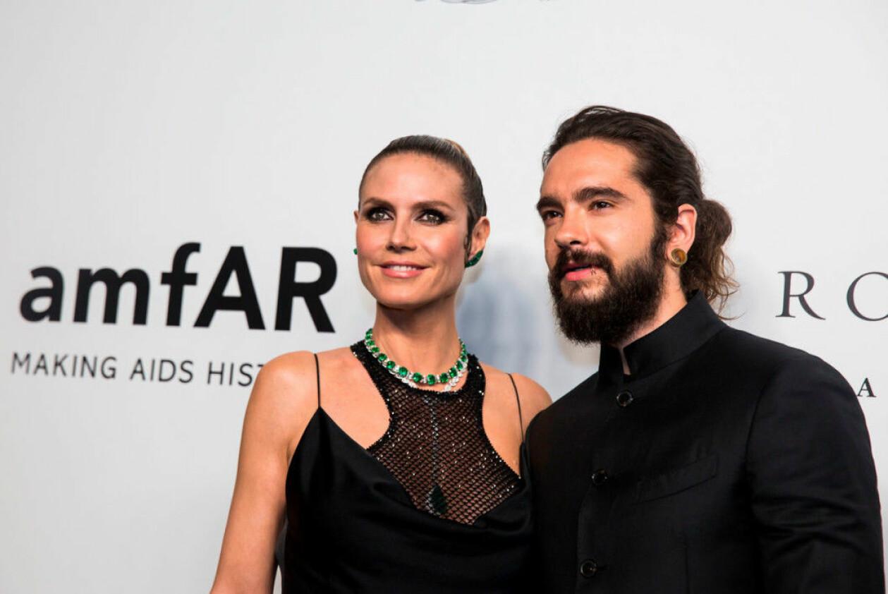 Heidi Klum och Tom Kaulitz