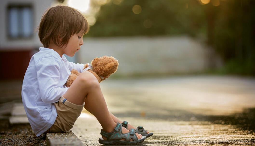 Fler barn mår dåligt på sommaren
