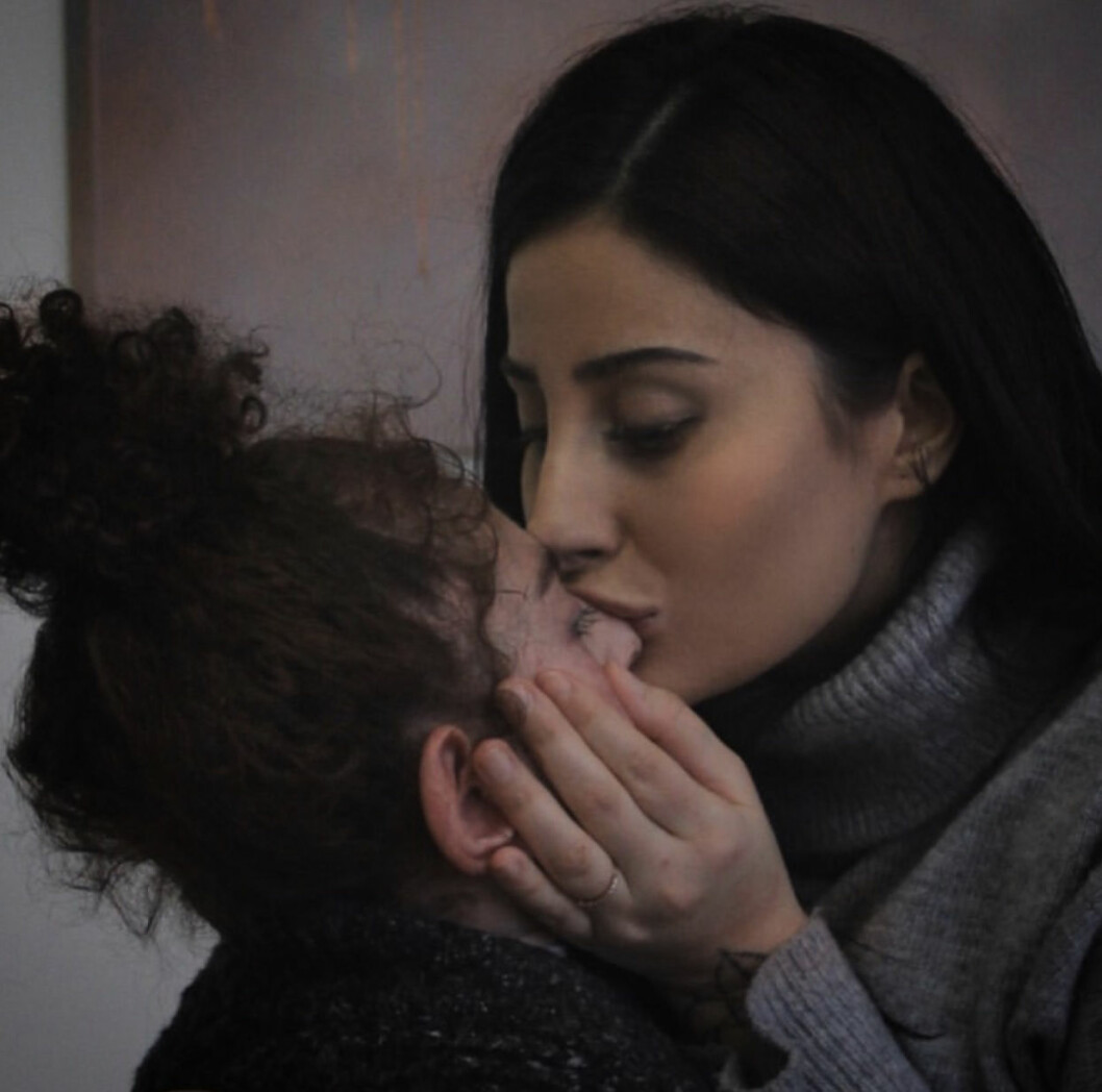 Fatima och Isayah