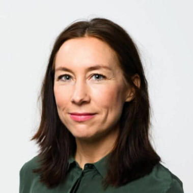 Psykolog Hanna Fischer