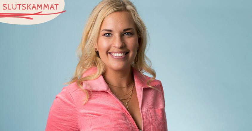 Motherhoods chefredaktör Jennie Sandberg