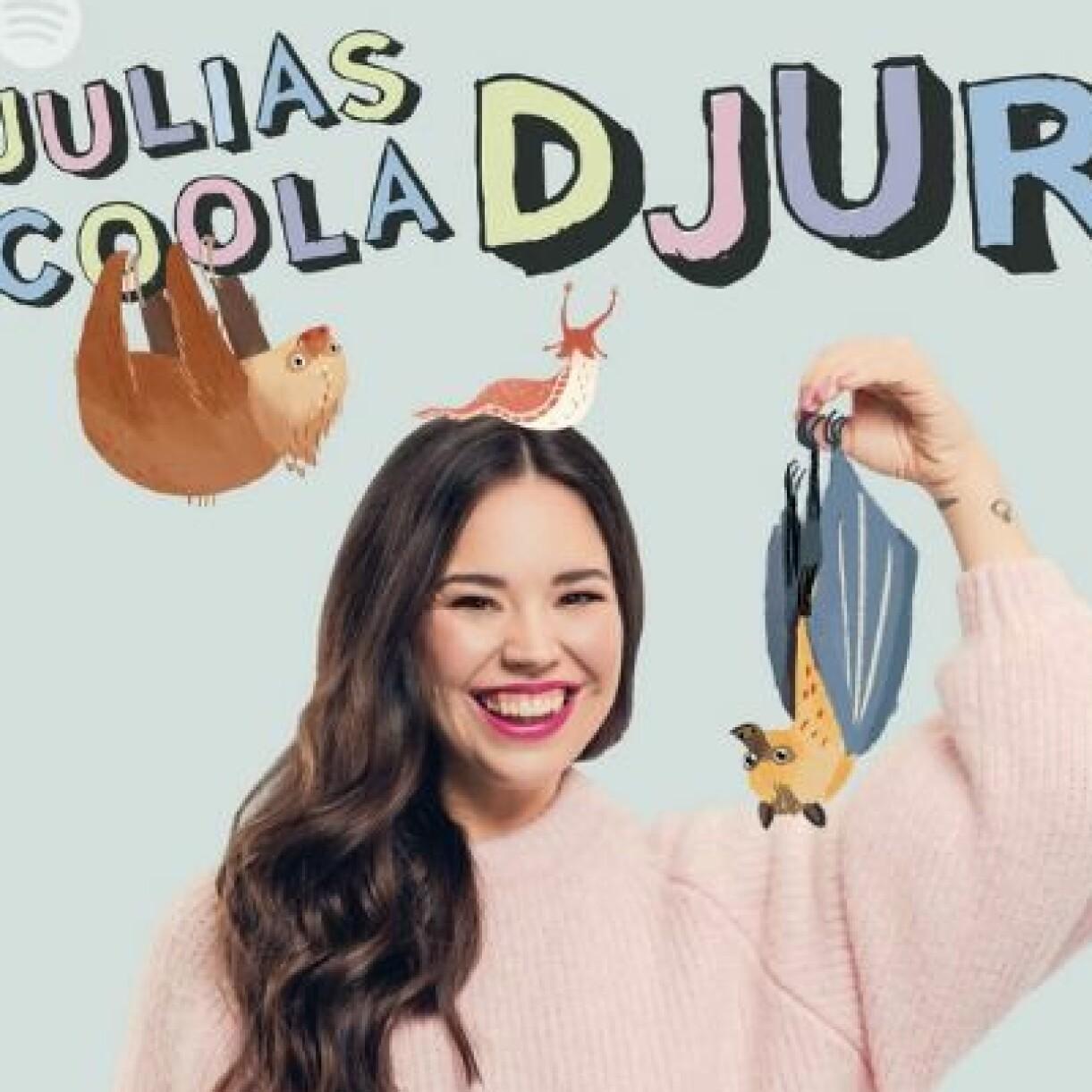 Julias coola djur