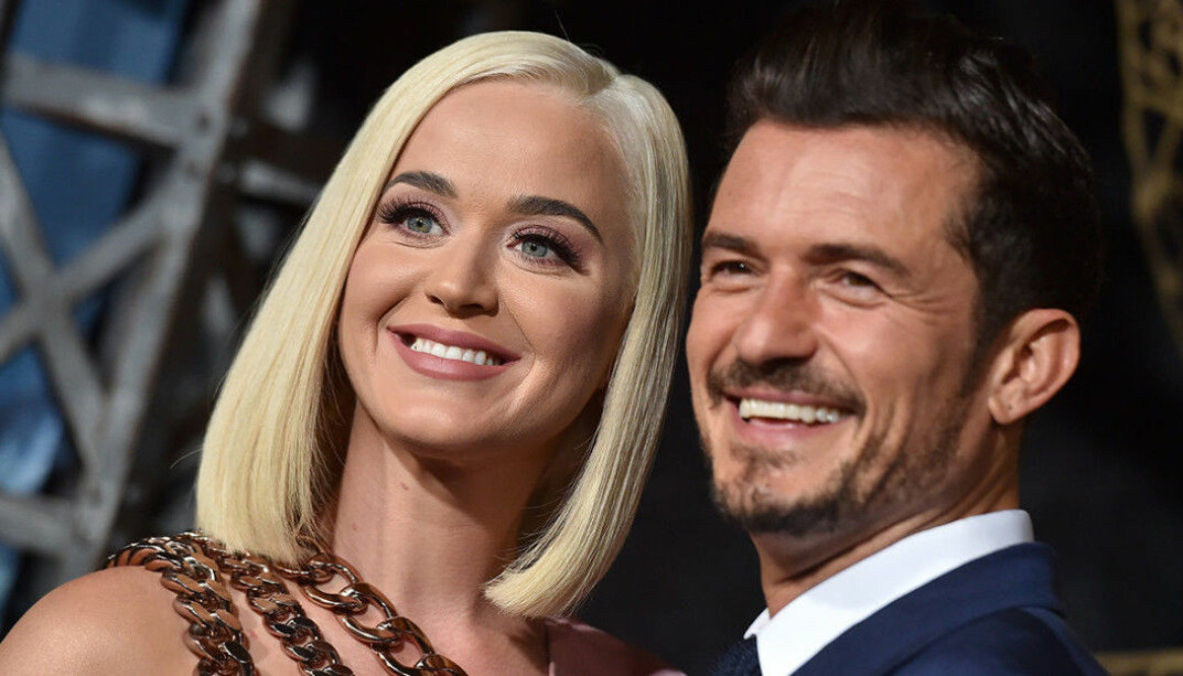 Katy Perry och Orlando Bloom