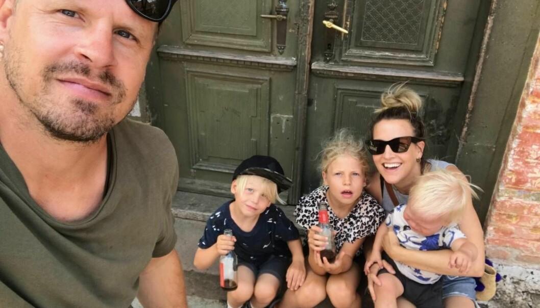 Familjen Krupa Syllner
