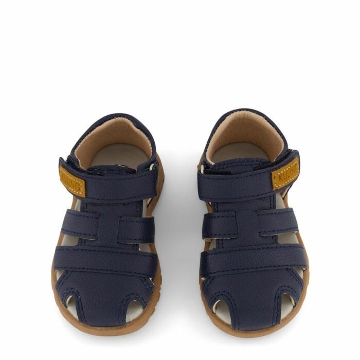 blå sandaler barn