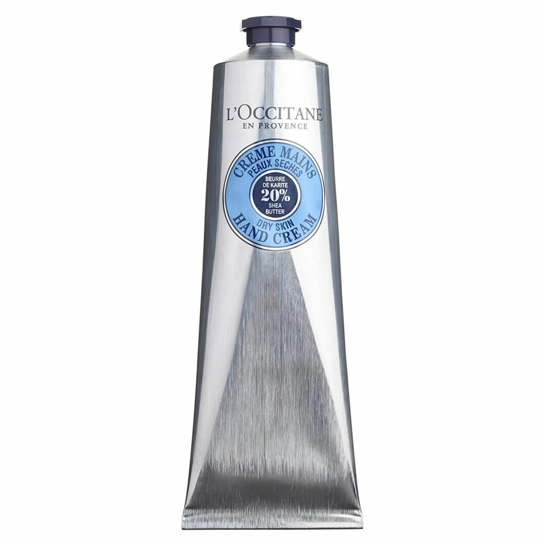 handkräm l'occitane