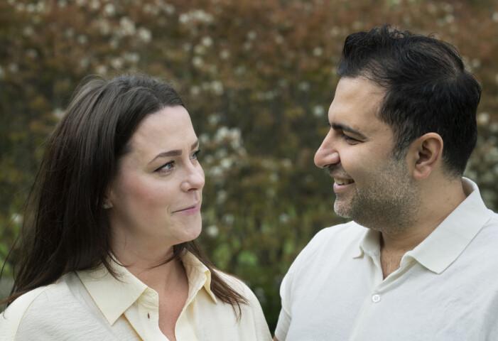 Madeleine och Sina har kämpat i tio år för att få barn.