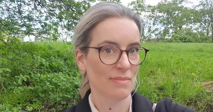 Psykiatrikern och psykologen Malin Ljungdahl.