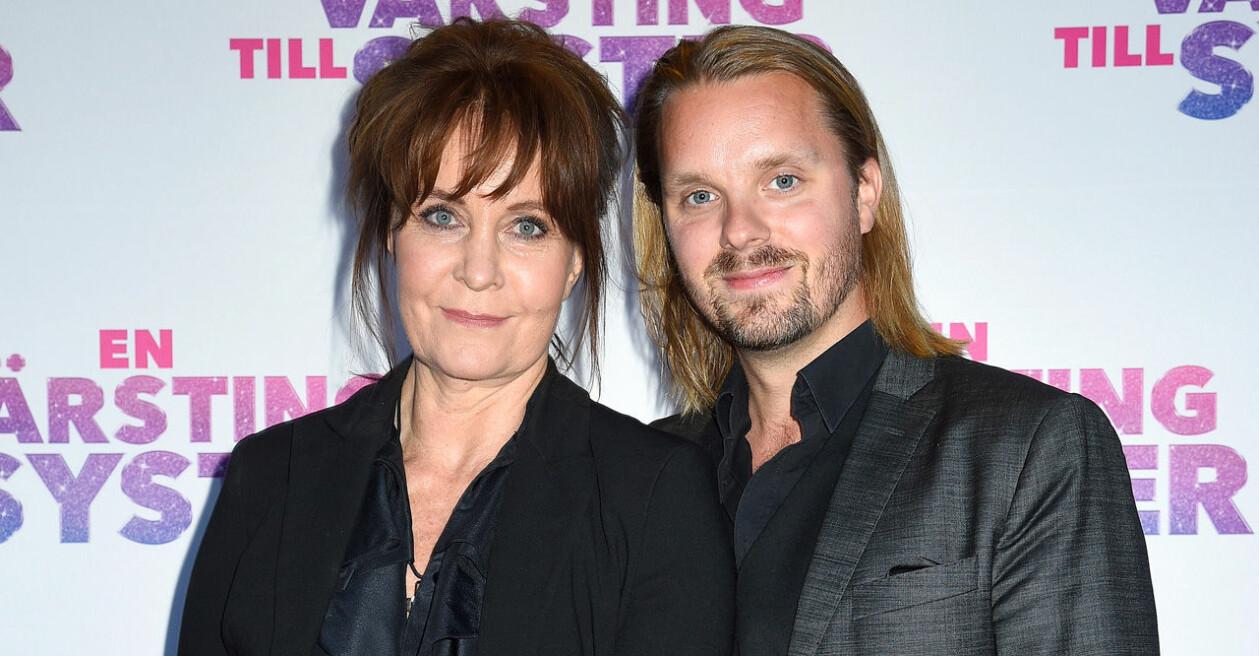 Maria Lundqvist och Kristoffer Hellström