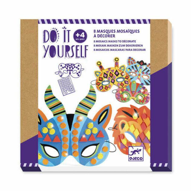 partymask från Åhlens