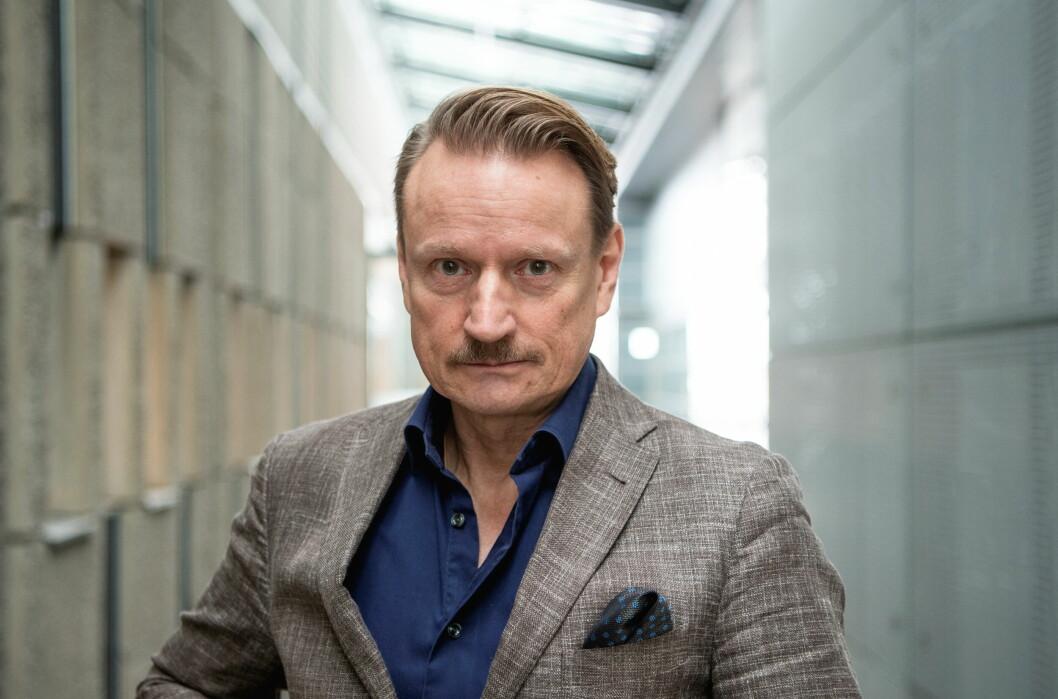 Matti Sällberg är vaccinforskare och professor i biomedicinsk analys.