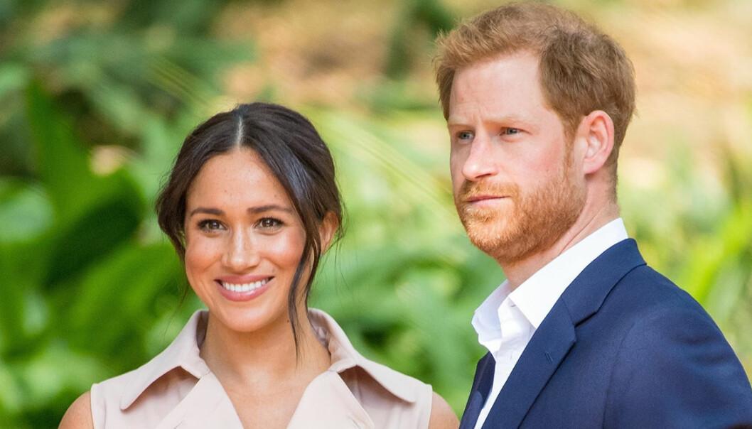 Meghan Markle och prins Harry har fått sitt andra barn.