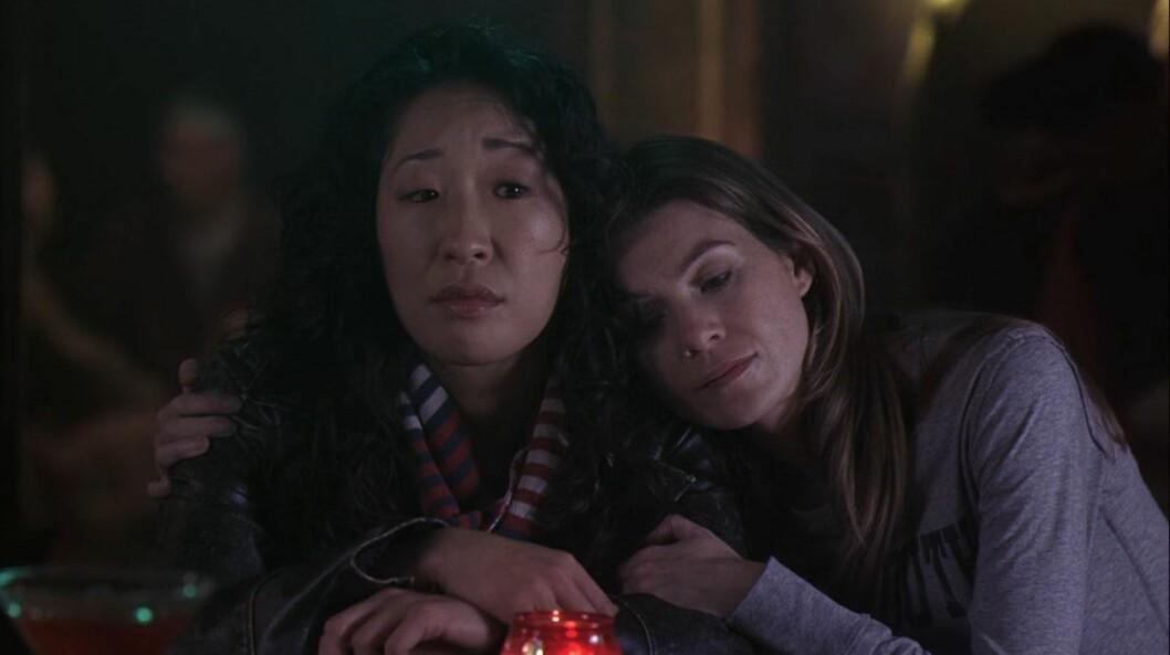 Christina och Meredith