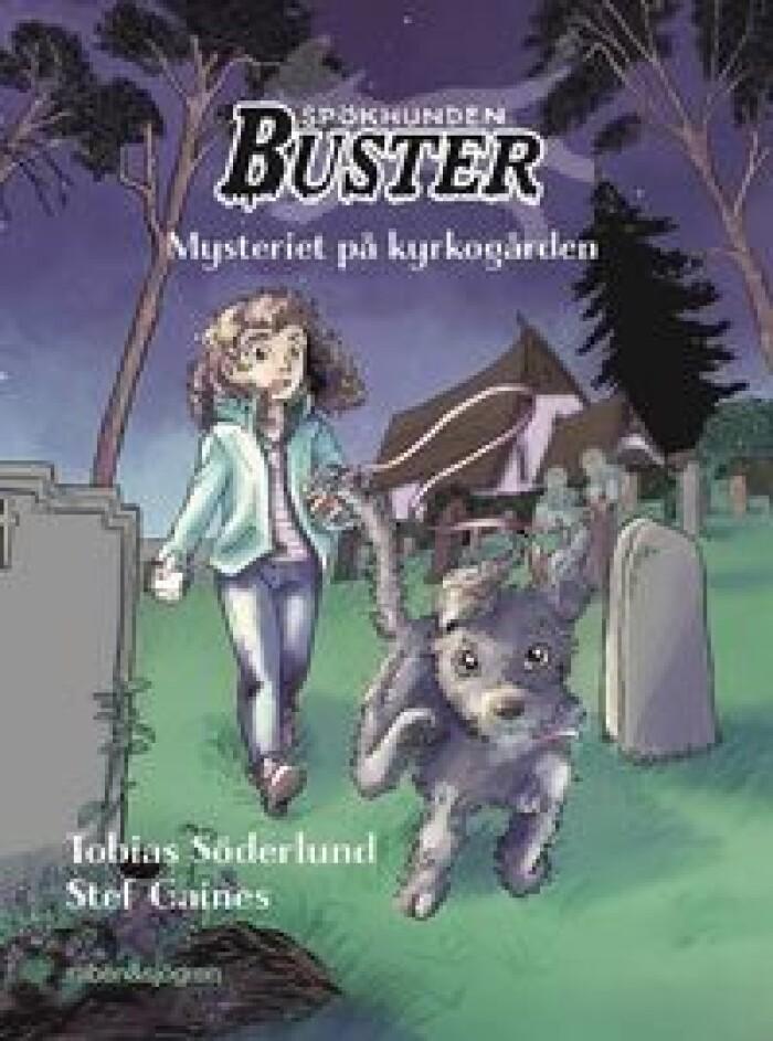Spökhunden Buster