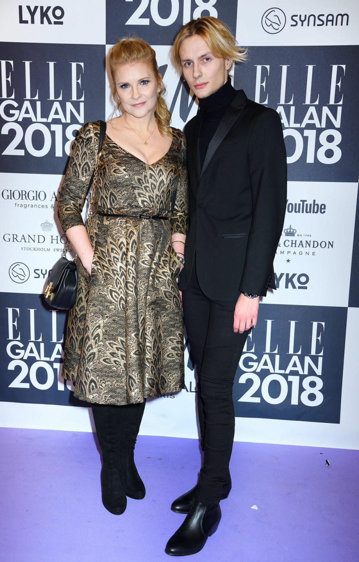 Cecilia Dahlbom och Oscar Enestad