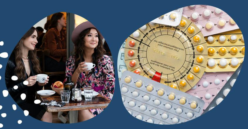 Preventivmedel blir gratis för franska kvinnor upp till 25 år