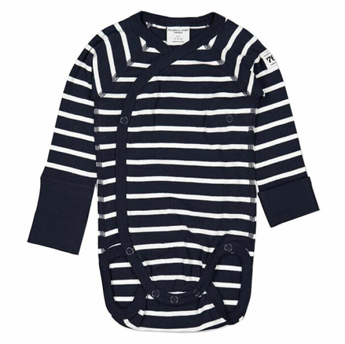 billiga och fina barnkläder - randi body för bebis från Polarn o pyret
