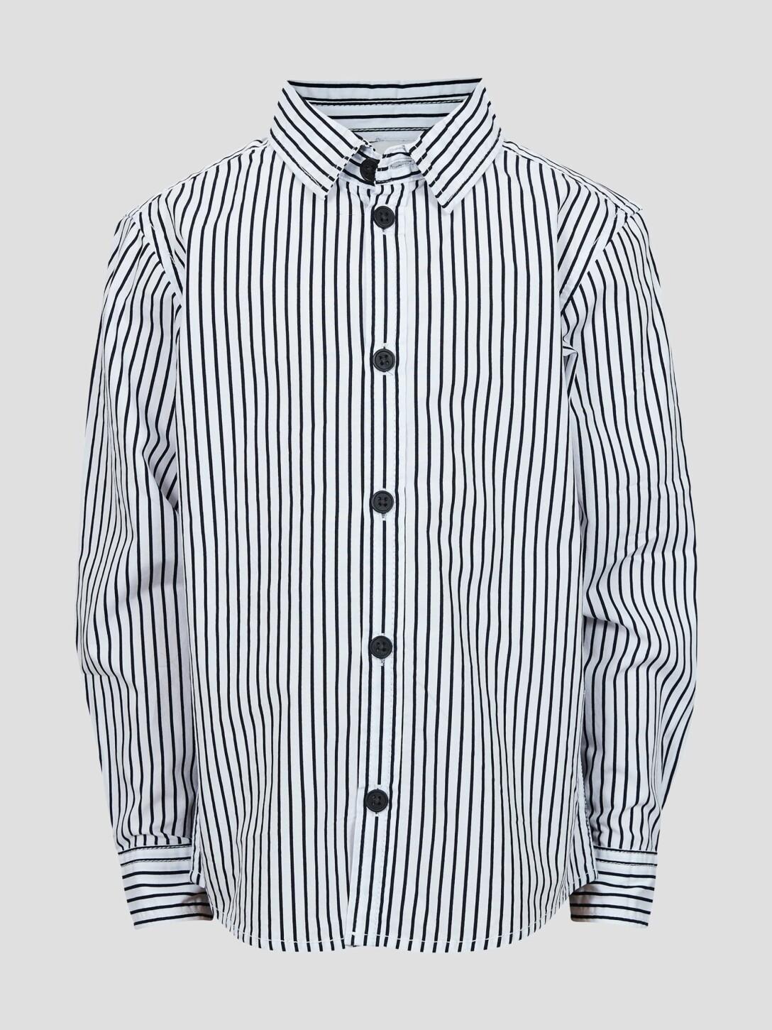 Randig skjorta nyår