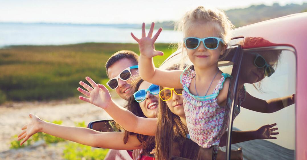 Resa med barn - bästa tipsen för att lyckas