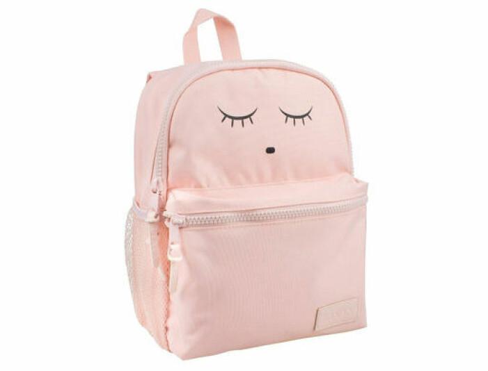 rosa ryggsäck barn