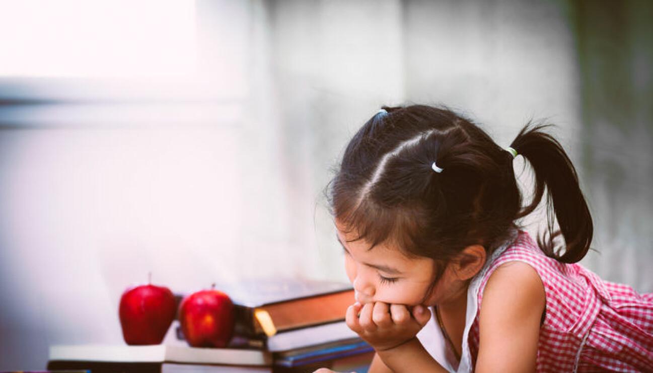Tecken på särbegåvat barn