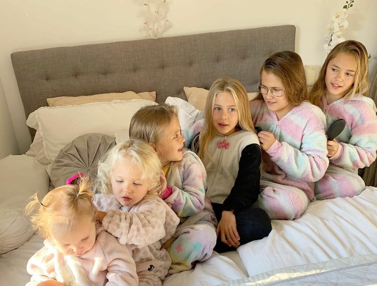 Döttrarna till Satu Nordling Gonzales