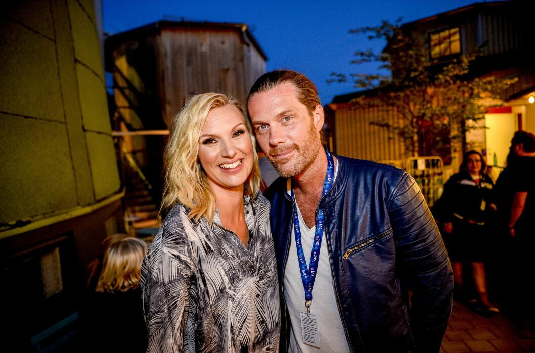 Sanna Nielsen och Joakim Ramsell