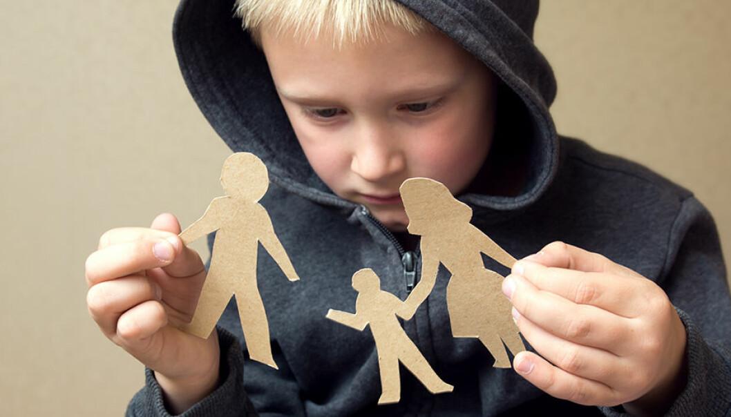 Barnpsykologens tips för hur du hjälper barnen efter separationen