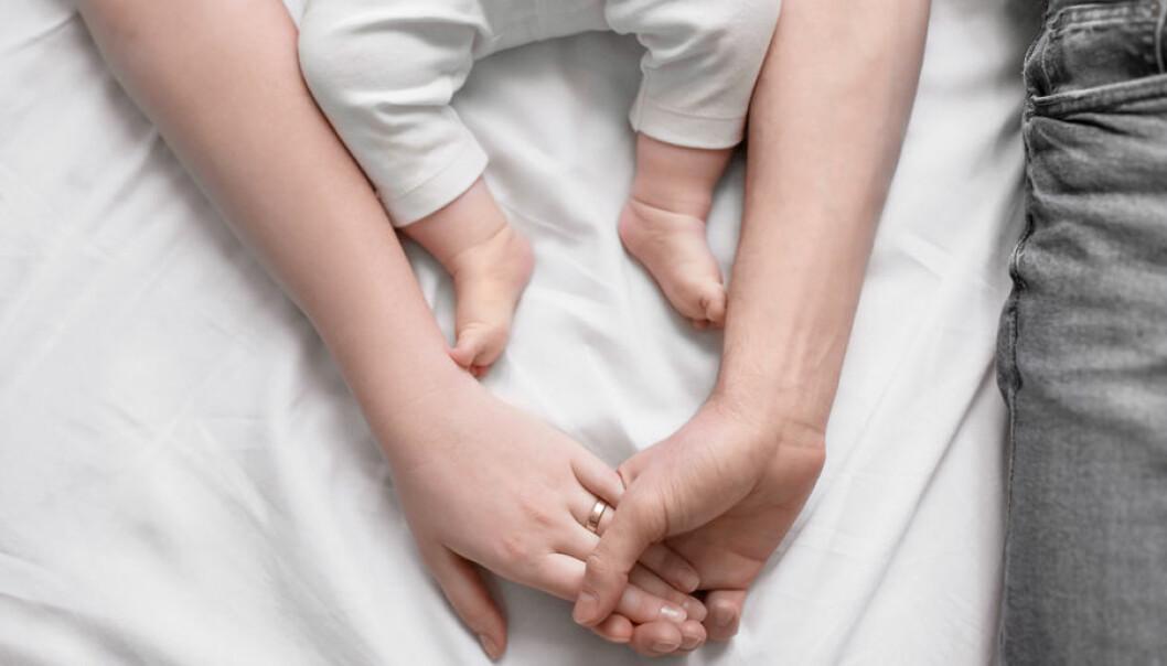 Det händer en del med sexlivet för de flesta par när de fått barn.
