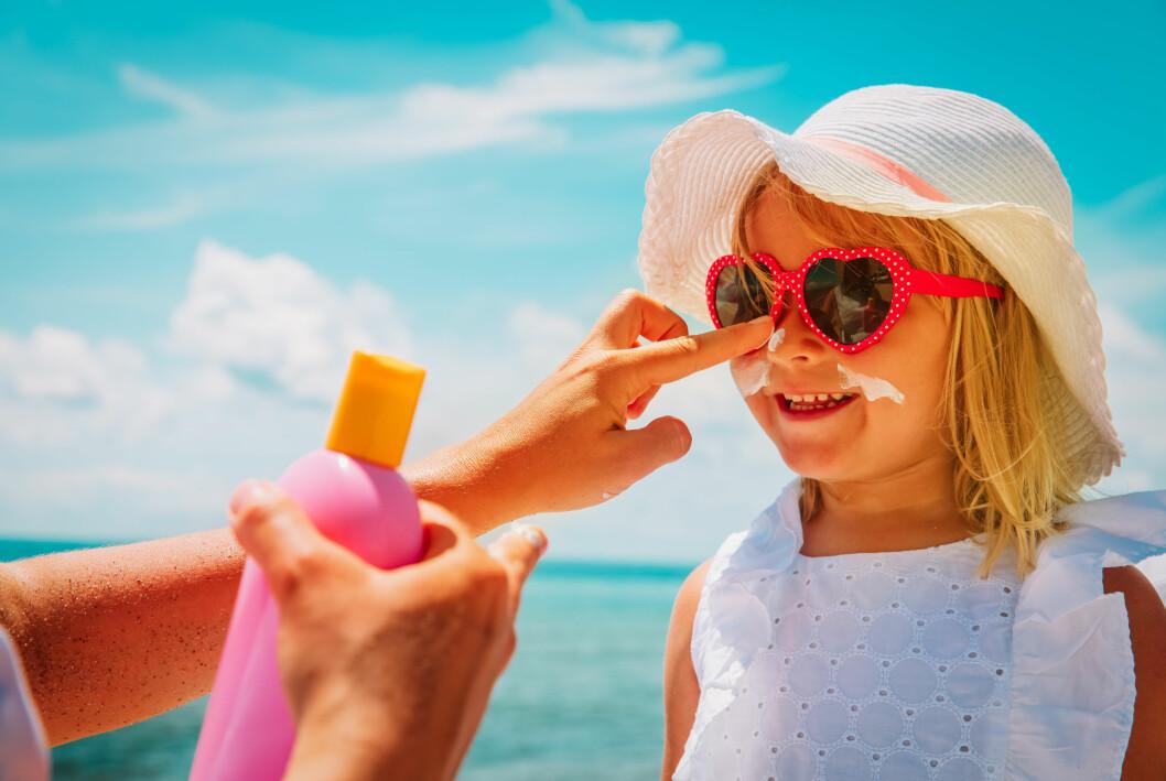 barn soldkyddsfaktor