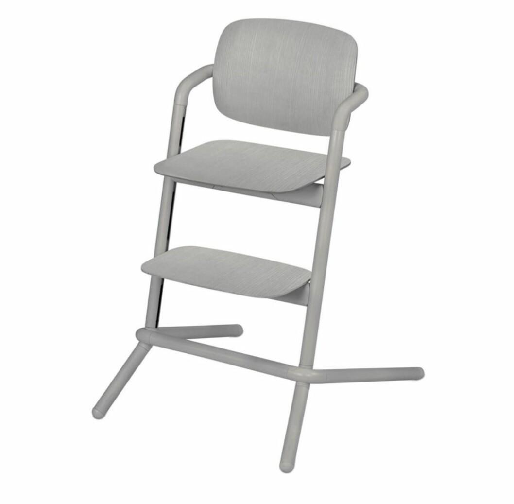 Lemo barnstol grå